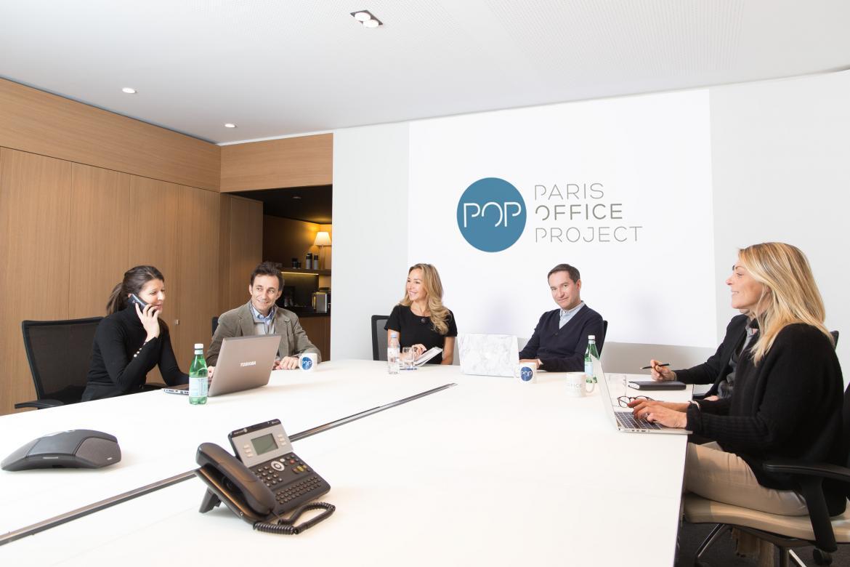 Location de salles de réunion dans notre centre d'affaires à Paris