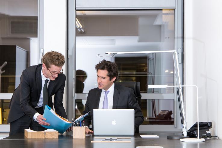 Bureaux en espace co-working à Paris 8