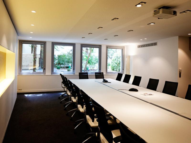 Des espaces de réception professionnels d'exception